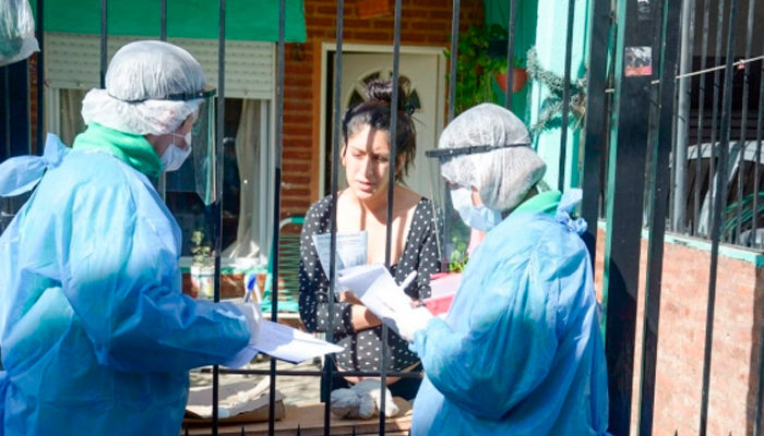 Coronavirus en Argentina: cuantos casos se registraron en Lanus, Buenos Aires, al 10 de septiembre