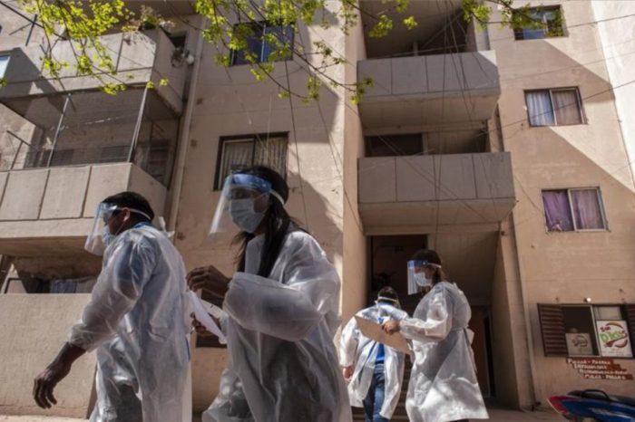 Sanidad notifica 9.906 casos de Covid-19 y 203 nuevas muertes
