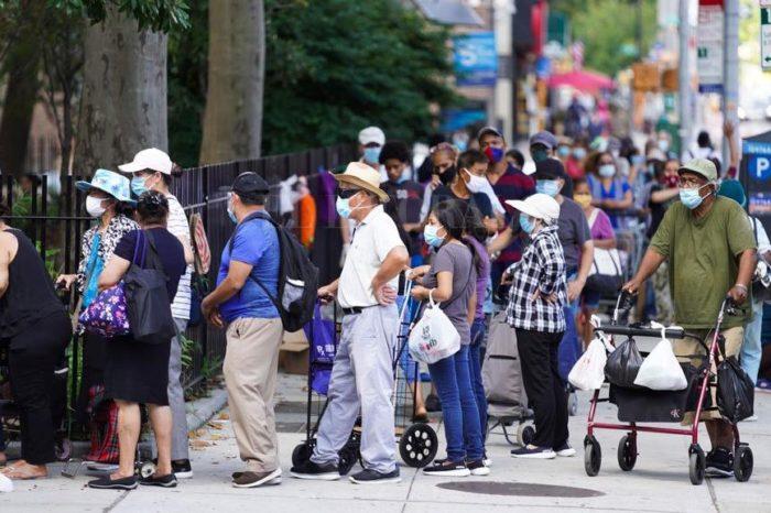 EE.UU. supero los 6 millones de casos de coronavirus