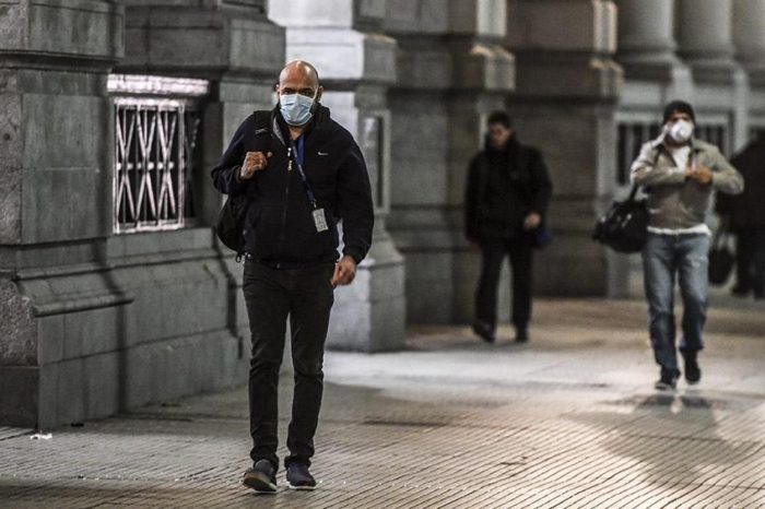 Capital Federal supero los 95 mil contagios de coronavirus