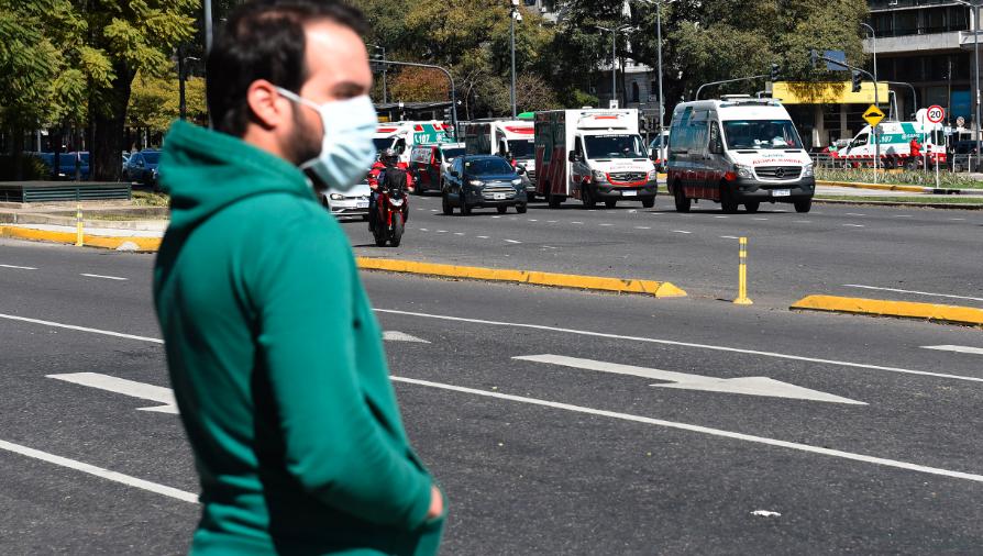 Coronavirus en Argentina: que dice el nuevo parte del Ministerio de Salud