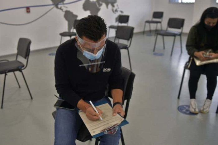 En Colombia este lunes reportan 153 fallecidos y 5.147 nuevos casos de covid