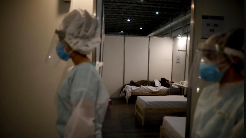 Otras 315 personas murieron y 9.909 fueron diagnosticadas con coronavirus en el pais