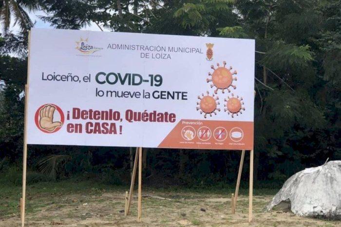 Coronavirus golpea a familia completa en Loiza: Uno fallecio y otro esta hospitalizado