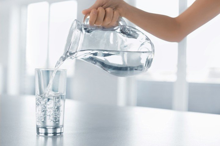 El agua, la mejor bebida.
