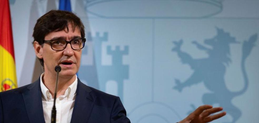Moncloa y Madrid vuelven a la mesa para tratar de evitar la inminente intervencion de la comunidad