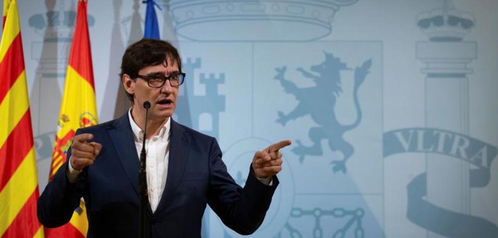 Illa aumenta la presion sobre Madrid y exige «escuchar» a los expertos