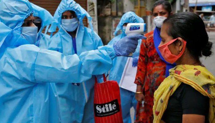 Coronavirus: nuevo record de casos en la India