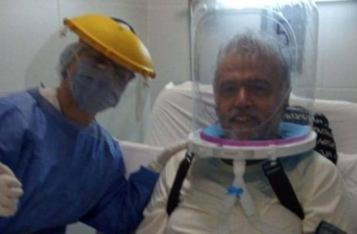 Una propuesta en las redes: piden que el hospital Kirchner se llame Amenabar
