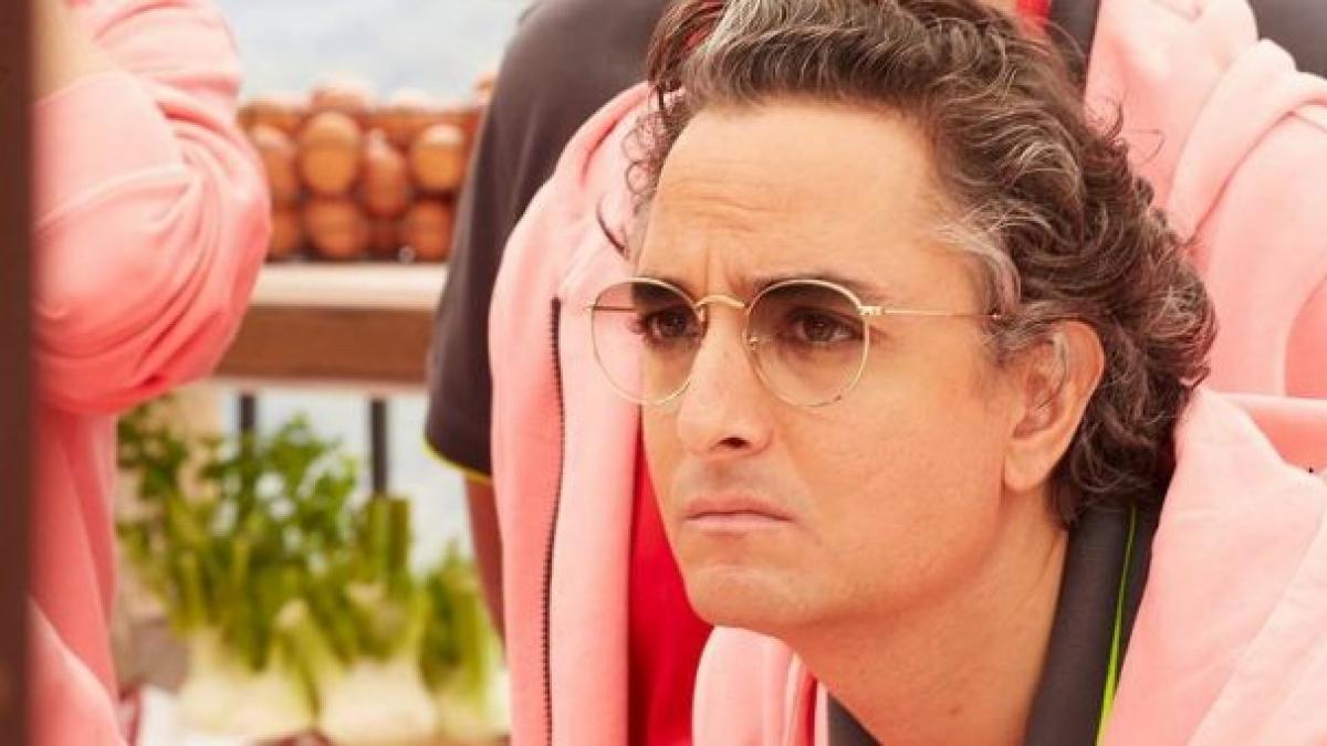 'Masterchef Celebrity': ¿para que sirve la bruma facial que se echaba en la cara Josie mientras cocinaba?