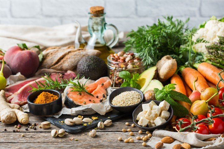 La dieta mediterranea es una de las mas recomendadas para el cuidado del corazon.