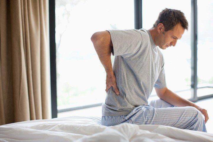 Las malas posturas tambien tienen efecto negativo en el sistema digestivo.