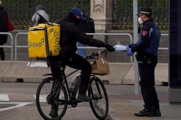 El cierre de Madrid empieza con moratoria de multas de 48 horas
