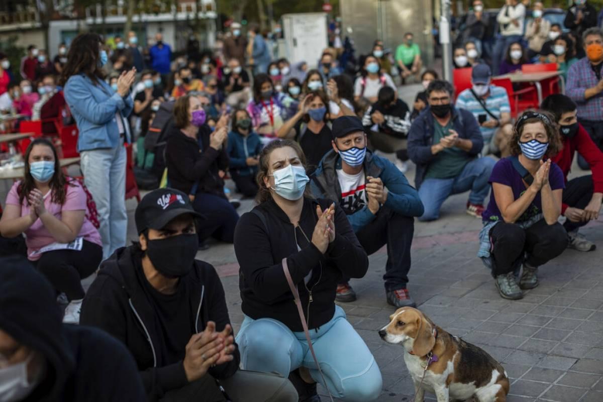 """Auguran """"semanas duras"""" para Madrid ante nuevo aumento en casos de coronavirus"""