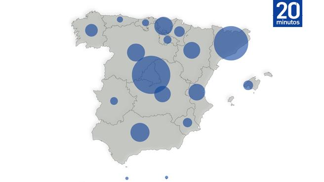 Investigadores españoles identifican que tratamiento da mejores resultados en enfermos graves de Covid