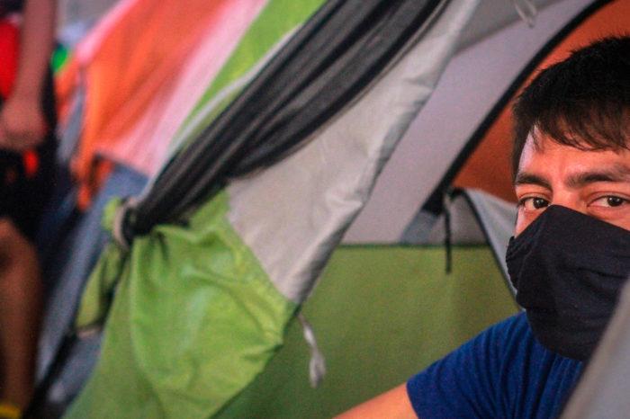 Atribuyen a autoridad de Mexico muerte de migrante salvadoreño con COVID
