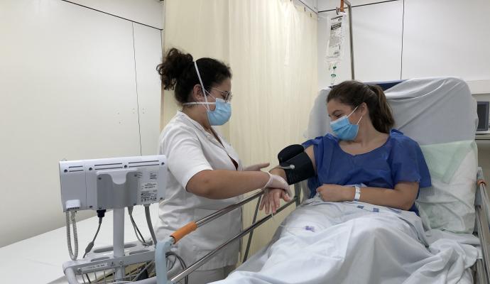 La mitad de los pacientes con Covid-19 produce anticuerpos en los primeros dias