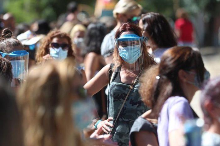 Madrid acumula el 40% de los nuevos contagios en España
