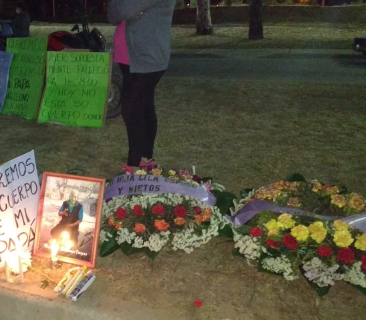 Jujuy: un hombre fallecio por coronavirus y sus hijos denunciaron que su cuerpo no aparece