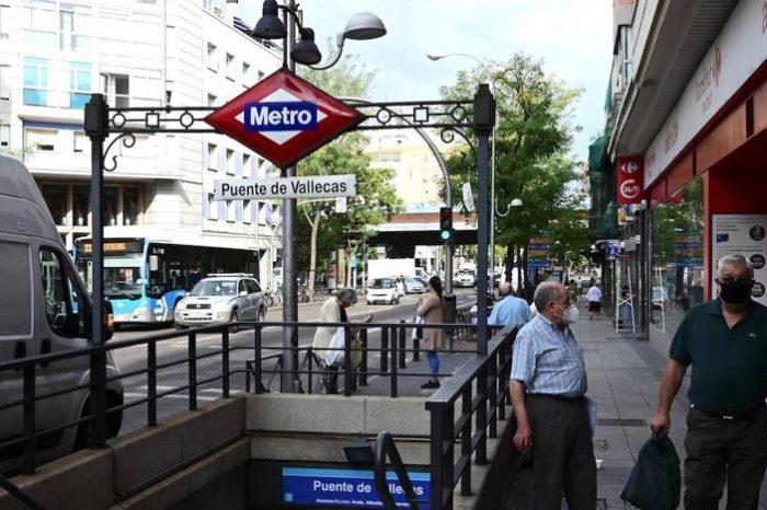 Controles aleatorios en Madrid para respetar las restricciones