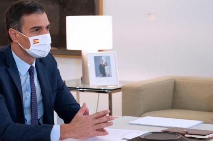 Sanchez espera que en diciembre se vacune a una parte de la poblacion
