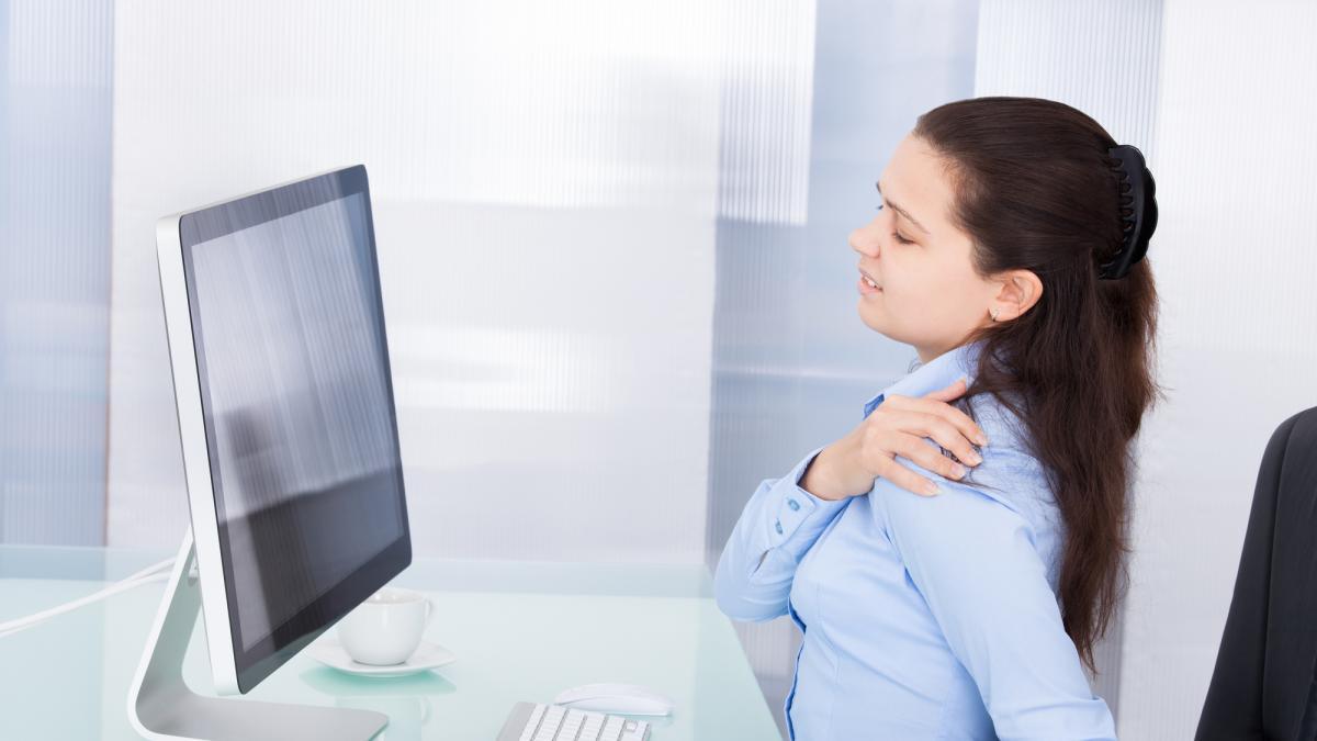 Cojin lumbar: una solucion efectiva para evitar el dolor lumbar al estar sentados... ¡por menos de 20 euros!