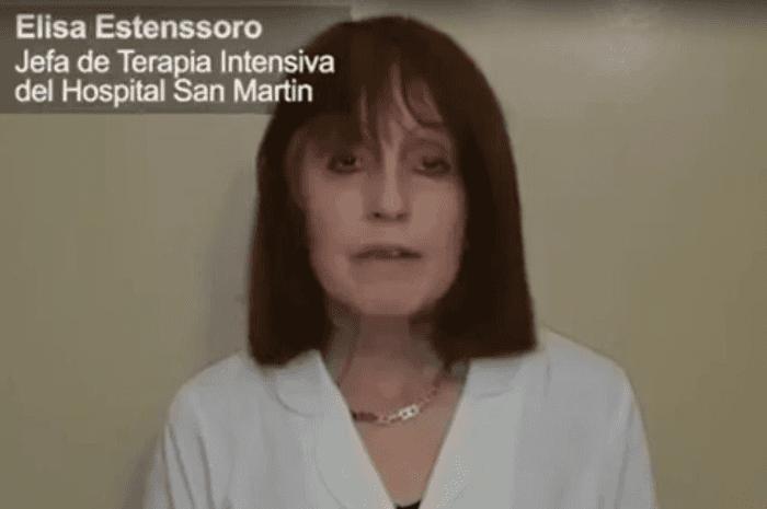 Video conmovedor: por el coronavirus medicos terapistas piden conciencia a la sociedad