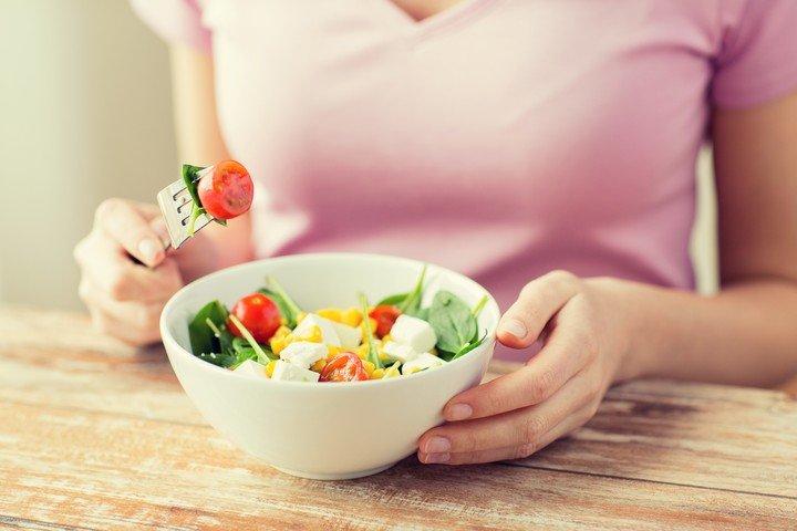 Una buena alimentacion tambien favorece el aumento de energia.