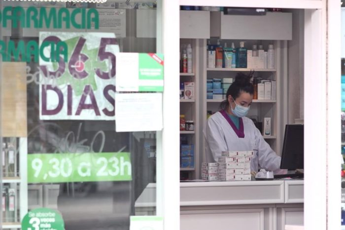 Las farmacias piden hacer PCR ante la gravedad de la pandemia
