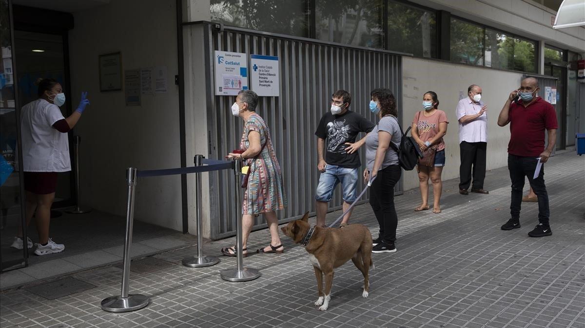 Salut sacara la vacunacion de la gripe de los centros de atencion primaria