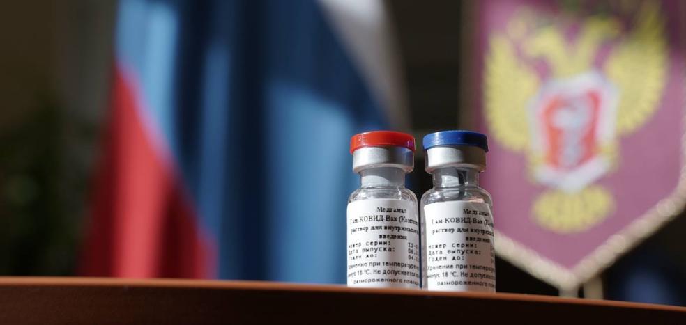 Sin efectos adversos entre los 5.000 voluntarios vacunados en Rusia