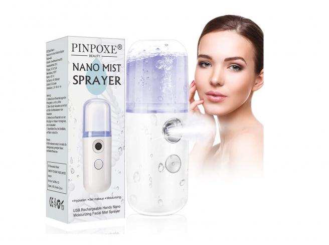 El vaporizador facial, de Pinpoxe.