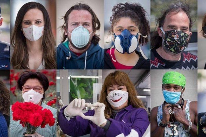 Las mascarillas de seda protegen mas contra la Covid-19 que el algodon o los materiales sinteticos