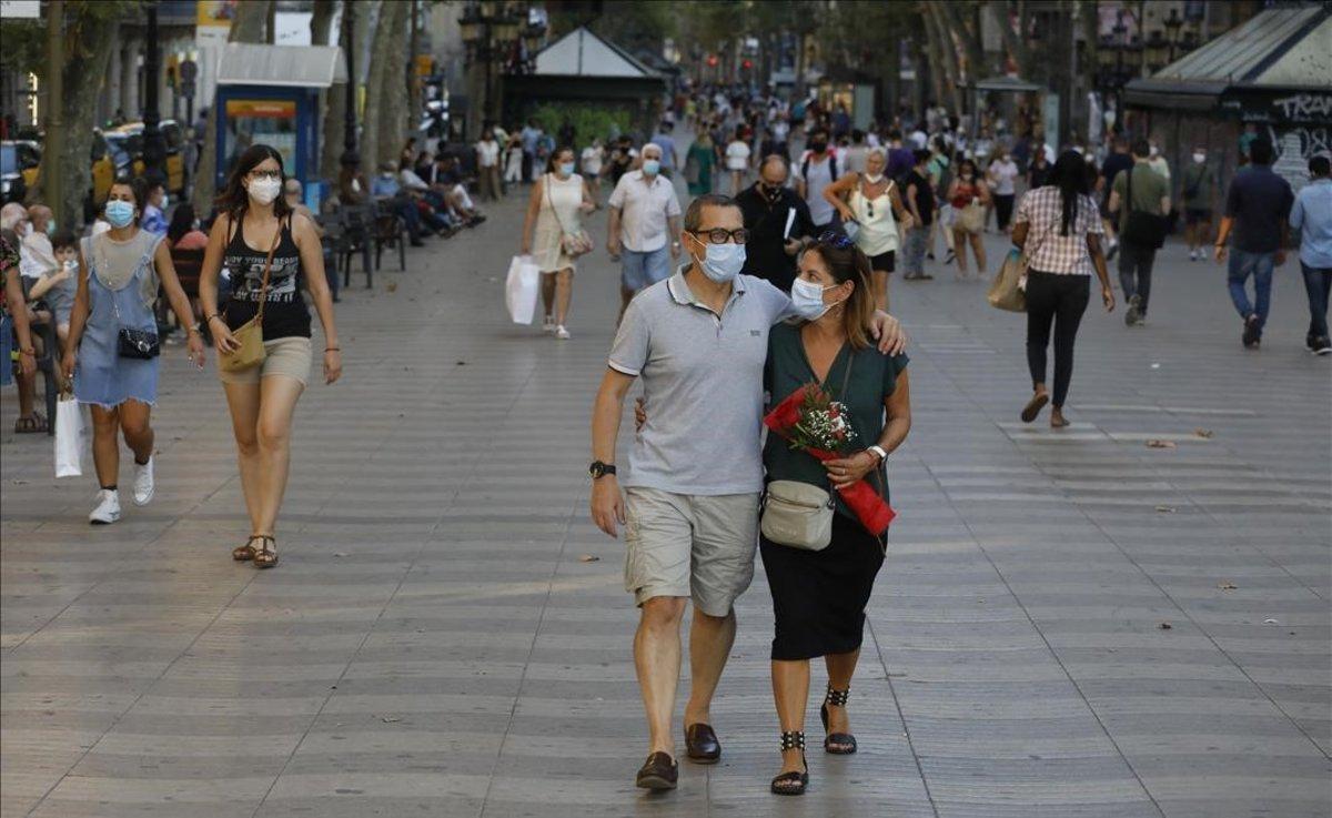 Catalunya encara unas semanas clave en el control del coronavirus