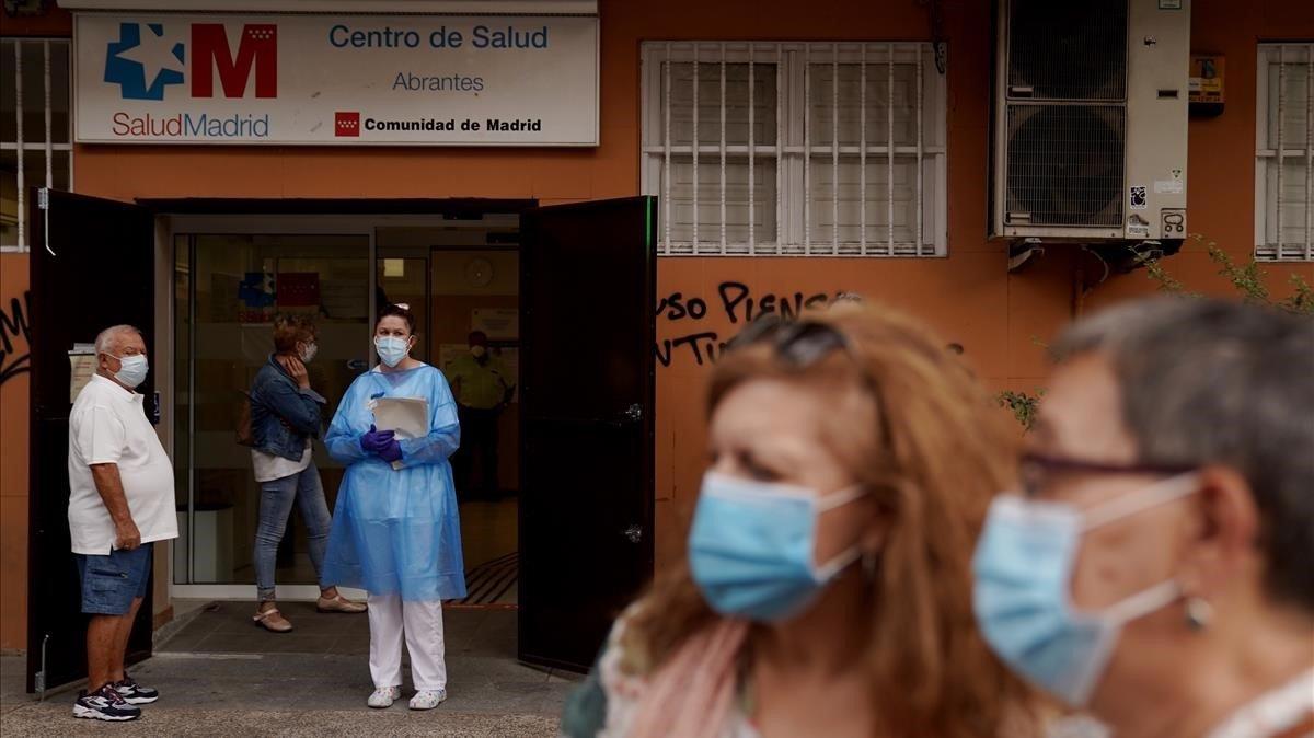 Habra controles aleatorios para hacer respetar las nuevas medidas en Madrid