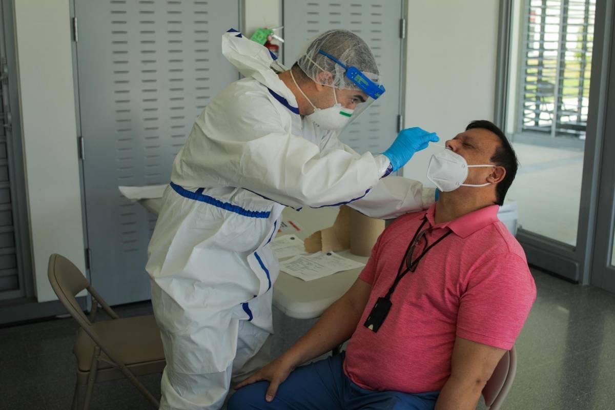 Salud reporta cinco muertes por COVID y 314 casos confirmados
