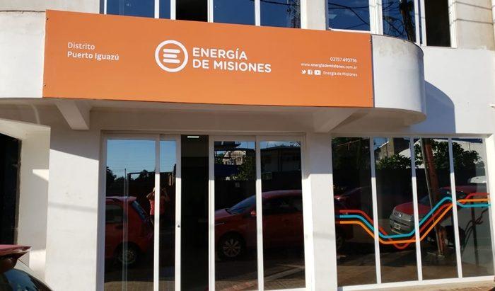 Coronavirus: un joven trabajador de Energia de Misiones de Puerto Iguazu dio positivo y cerraron la oficina preventivamente