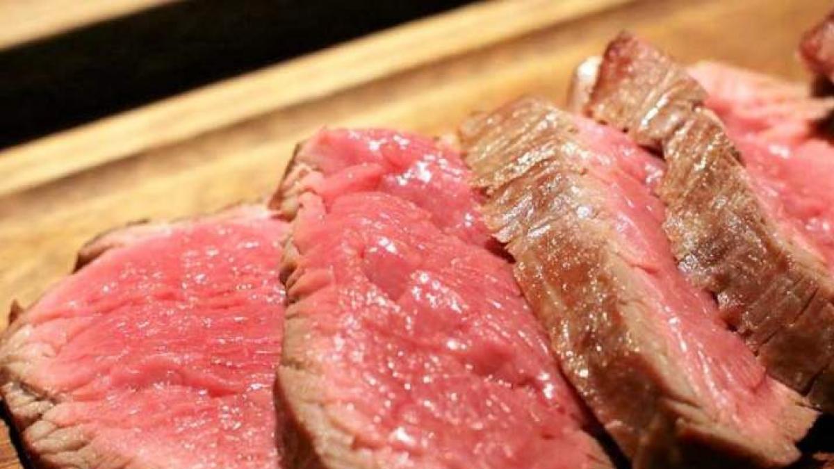 Vinculan a un mayor riesgo de cancer carne roja, procesada y quesos grasos