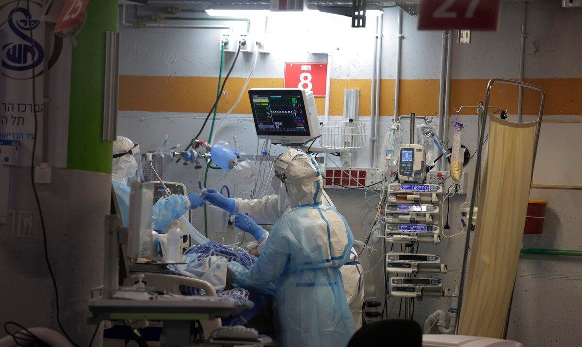 Estados Unidos reporta sobre 79,000 nuevos casos de COVID-19 en un solo dia
