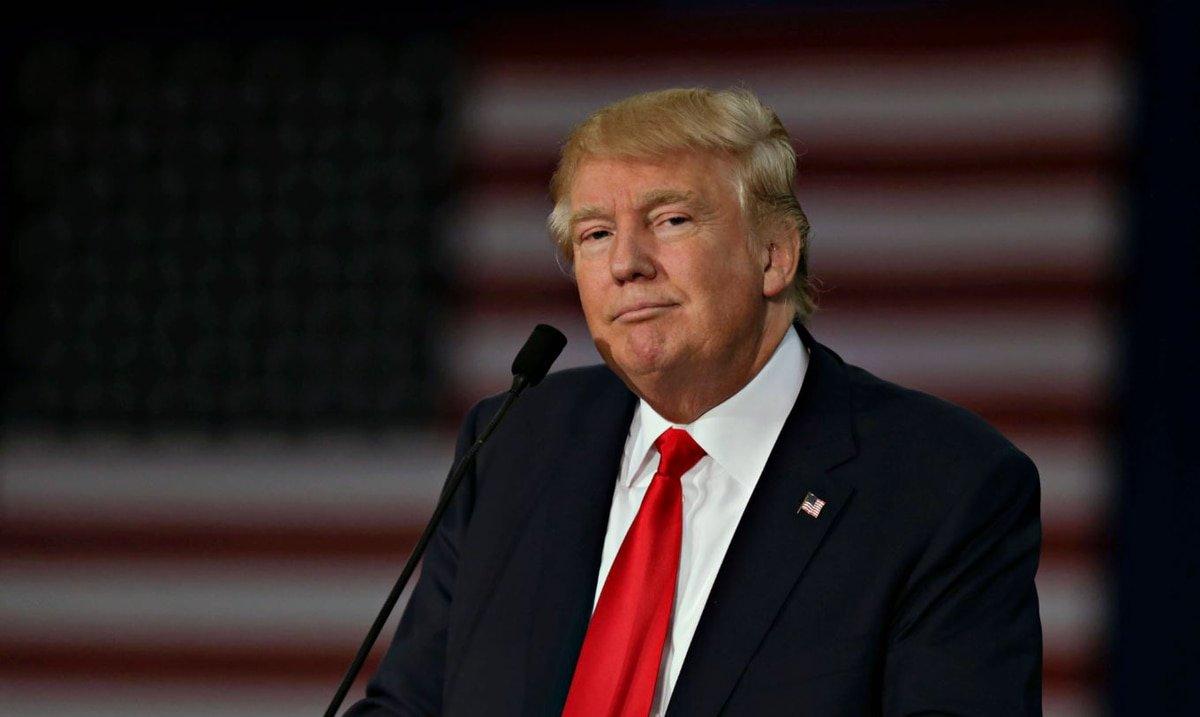 Trasladaran a Donald Trump a un hospital como medida de precaucion