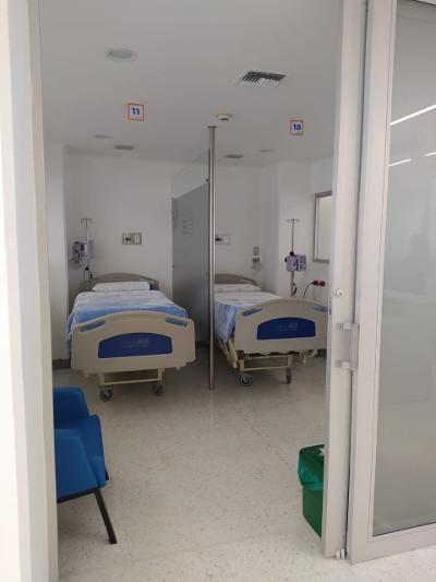 Hospital de Caldas, con nuevo servicio de quimioterapia