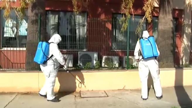 """Los mayores vuelven a los hospitales por el coronavirus: """"Era un efecto esperado de la apertura de los colegios"""""""