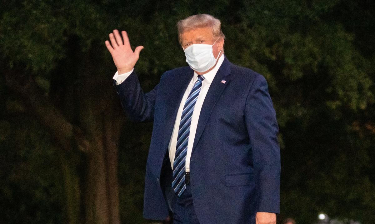 Las interrogantes tras el tratamiento contra el COVID-19 que recibio Donald Trump