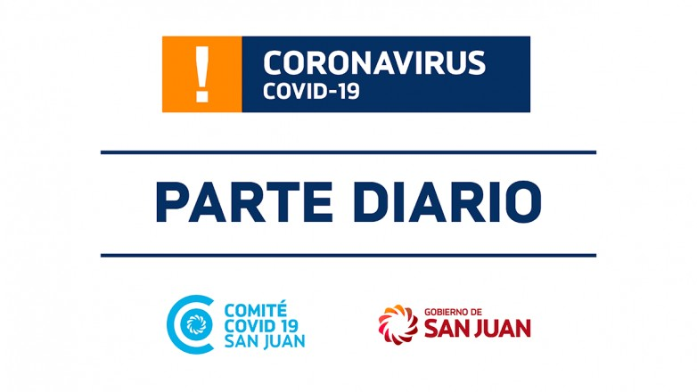 Parte de Salud Publica sobre coronavirus Nº218 - 3/10