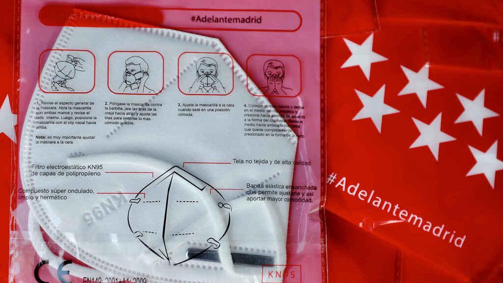 Estas son las mascarillas utiles contra la Covid-19 que desaparecen de las farmacias