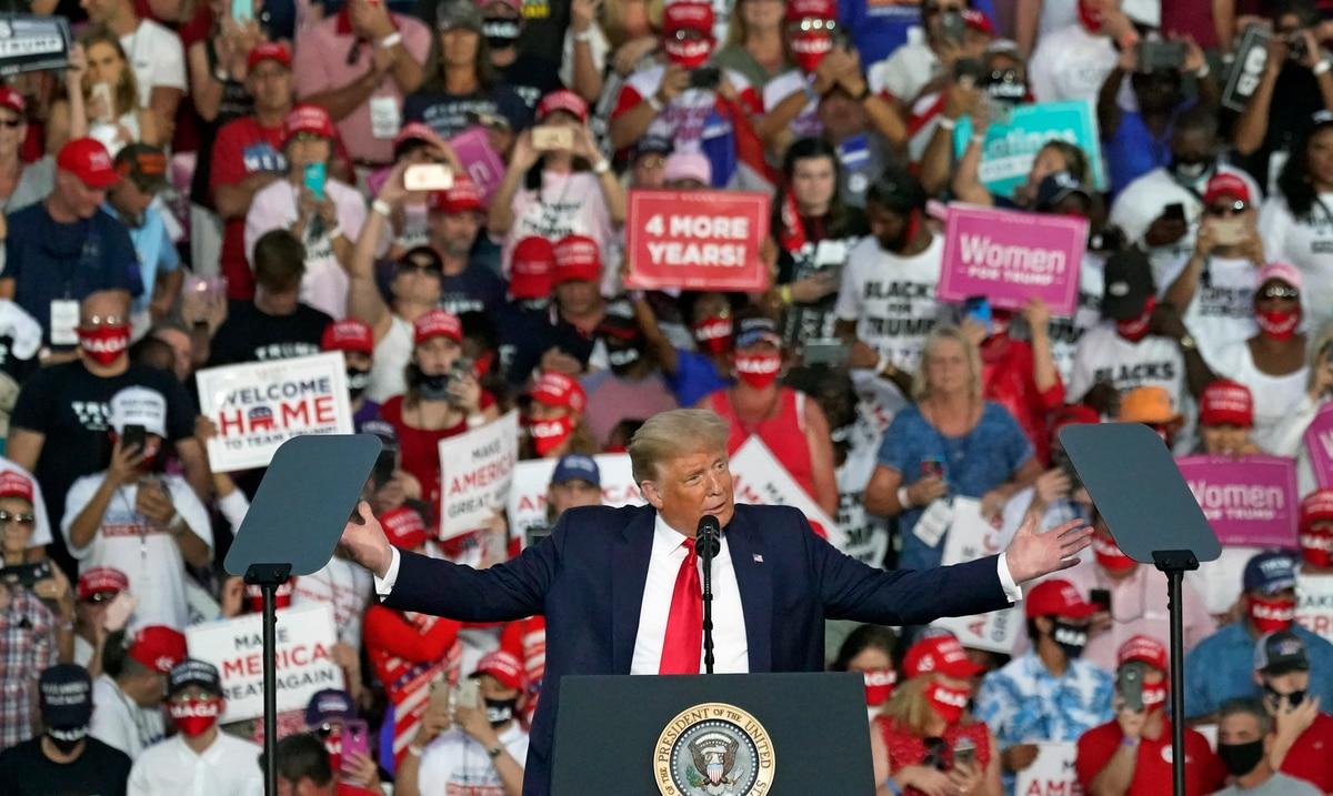 """Donald Trump: """"Sera mejor que votes por mi, Puerto Rico"""""""