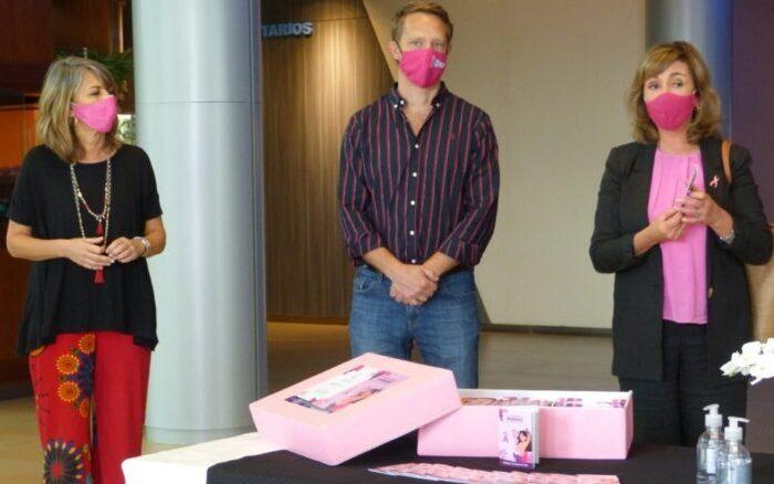 Mes Rosa: el Instituto de Prevision Social de Misiones (IPS realizo un balance positivo de la campaña solidaria