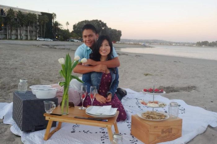 Desgarradora muerte: planeaba proponerle matrimonio, pero el COVID-19 se llevo a su novia
