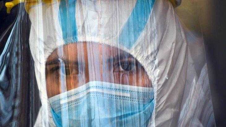 Coronavirus en Argentina: como evoluciona la pandemia a casi 200 dias del inicio de la cuarentena