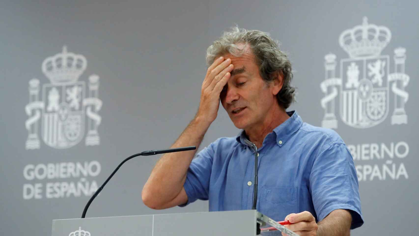 Este es el'patinazo' de Fernando Simon que indigna a los cientificos españoles